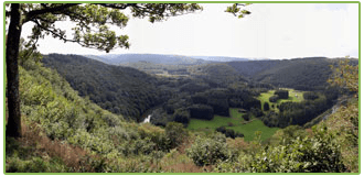 Bohan sur Semois en Ardenne Reserve naturelle