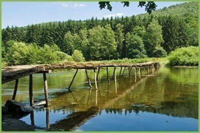 Pont de Claies de Vresse sur Semois Laforet